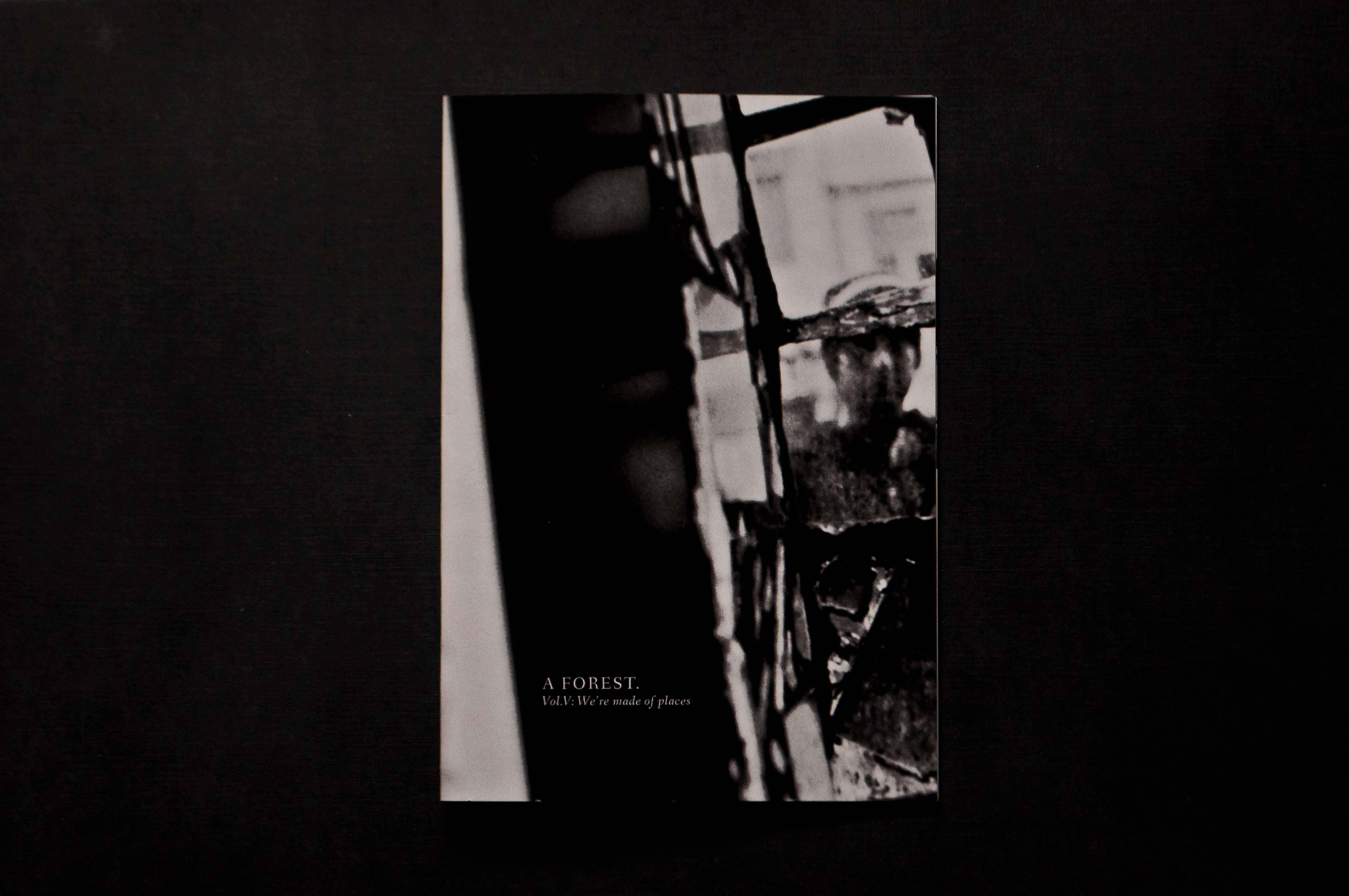 fabrizio musu photobooks photography phosmag forest